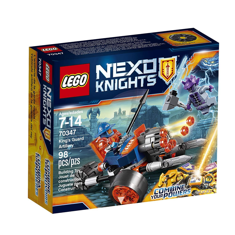 nouveau lego nexo knights