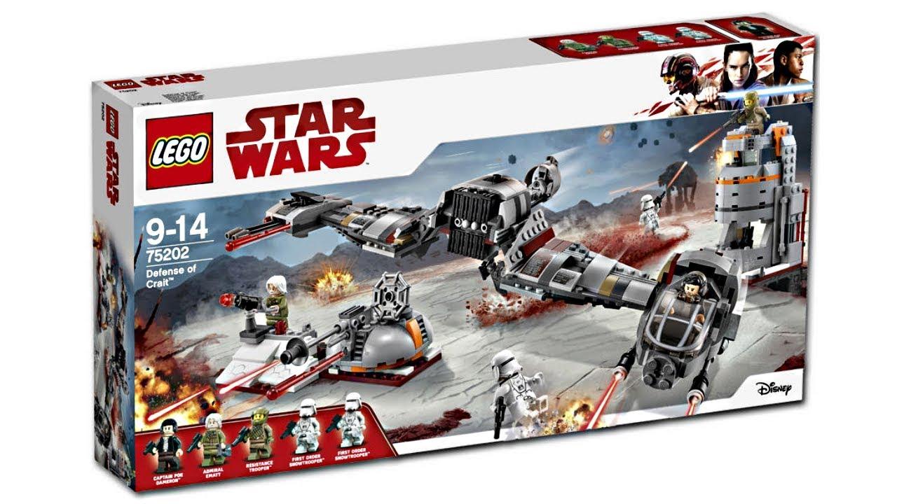 nouveau lego star wars