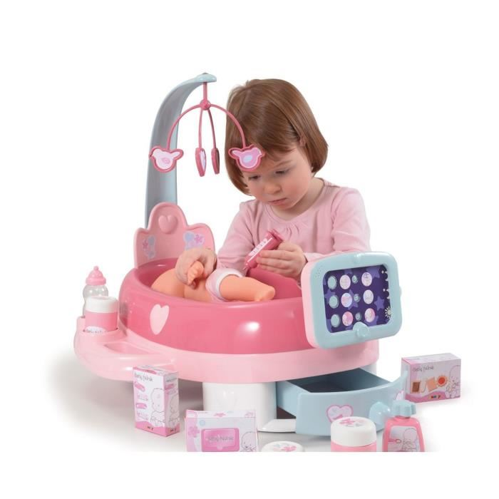 nursery électronique baby nurse smoby