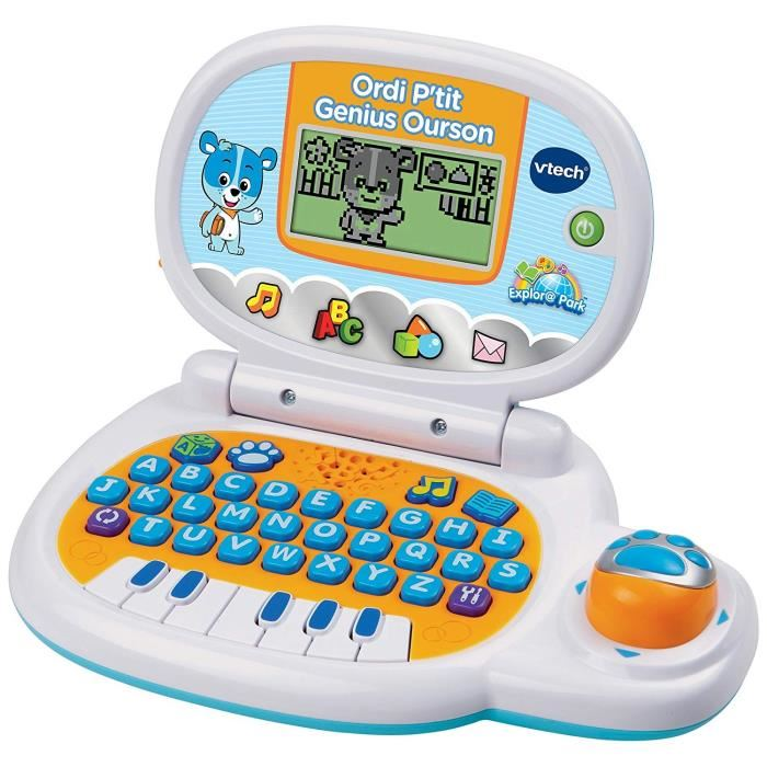 ordinateur bébé 1 an