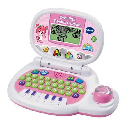 ordinateur bébé 2 ans