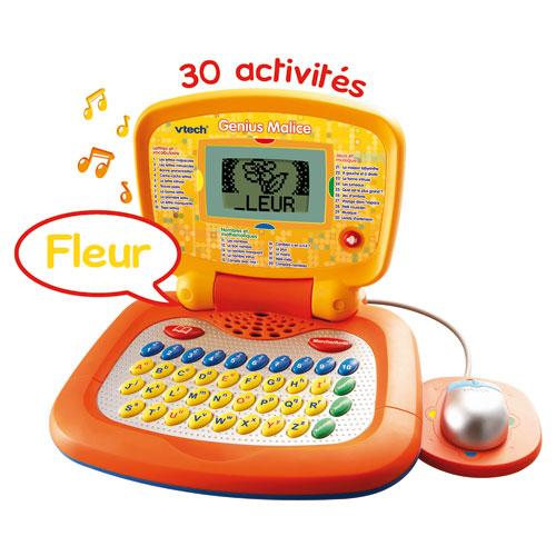 ordinateur pour enfant 3 ans