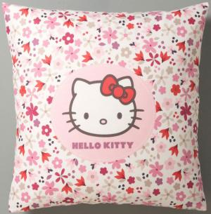 oreiller hello kitty