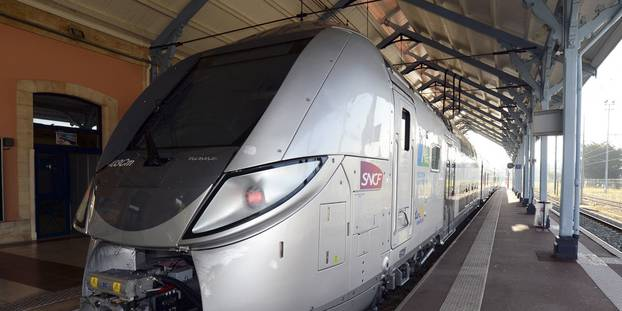 orléans paris train