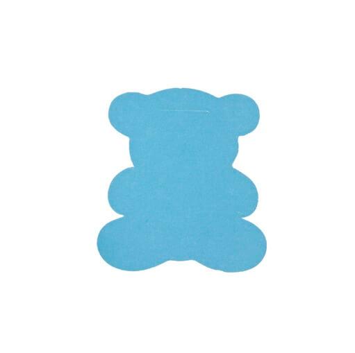 ourson bleu