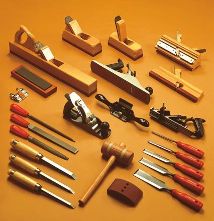 outils à bois