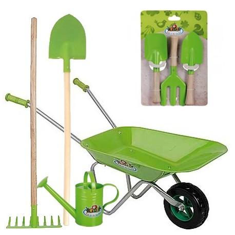 outils jardinage enfant