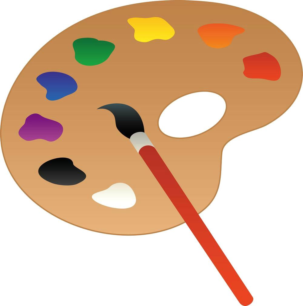 palette dessin