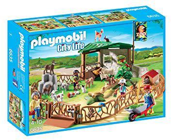 parc animalier playmobil