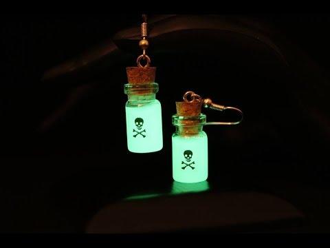 pate fimo fluorescente