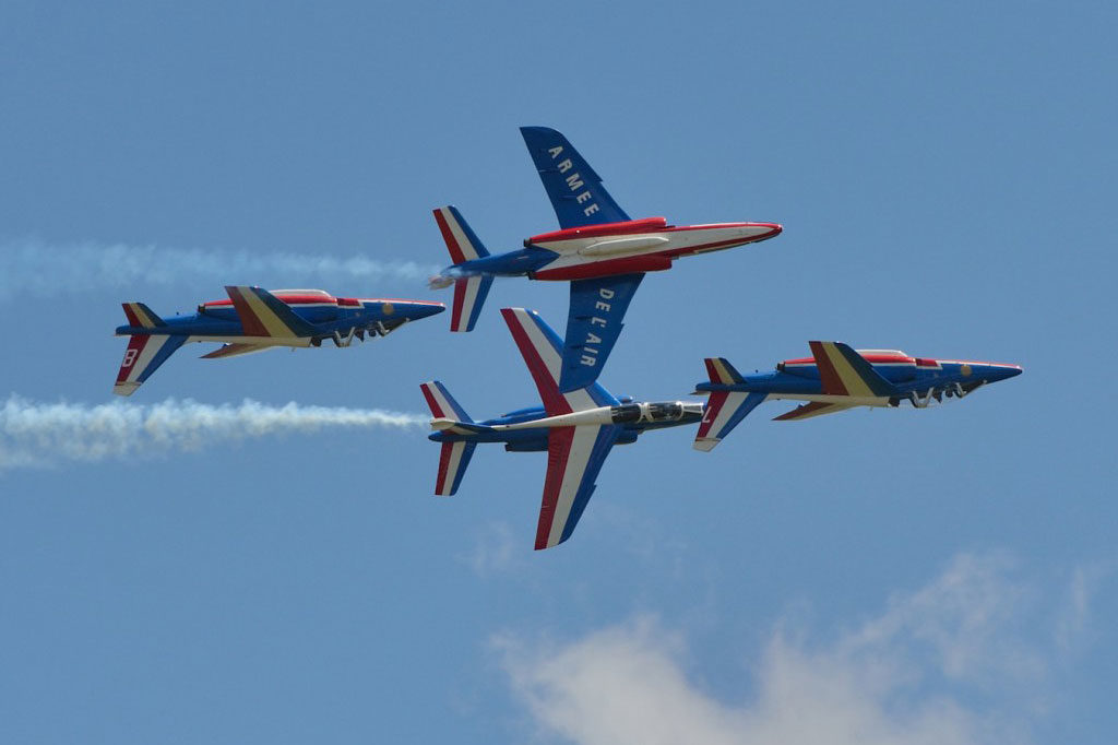 patrouille de france toulon 2017