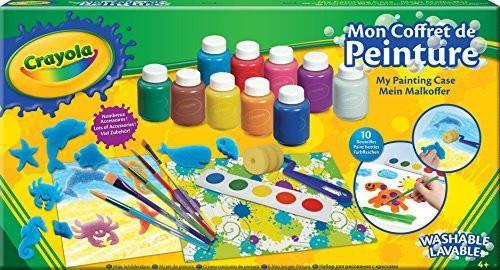 peinture crayola