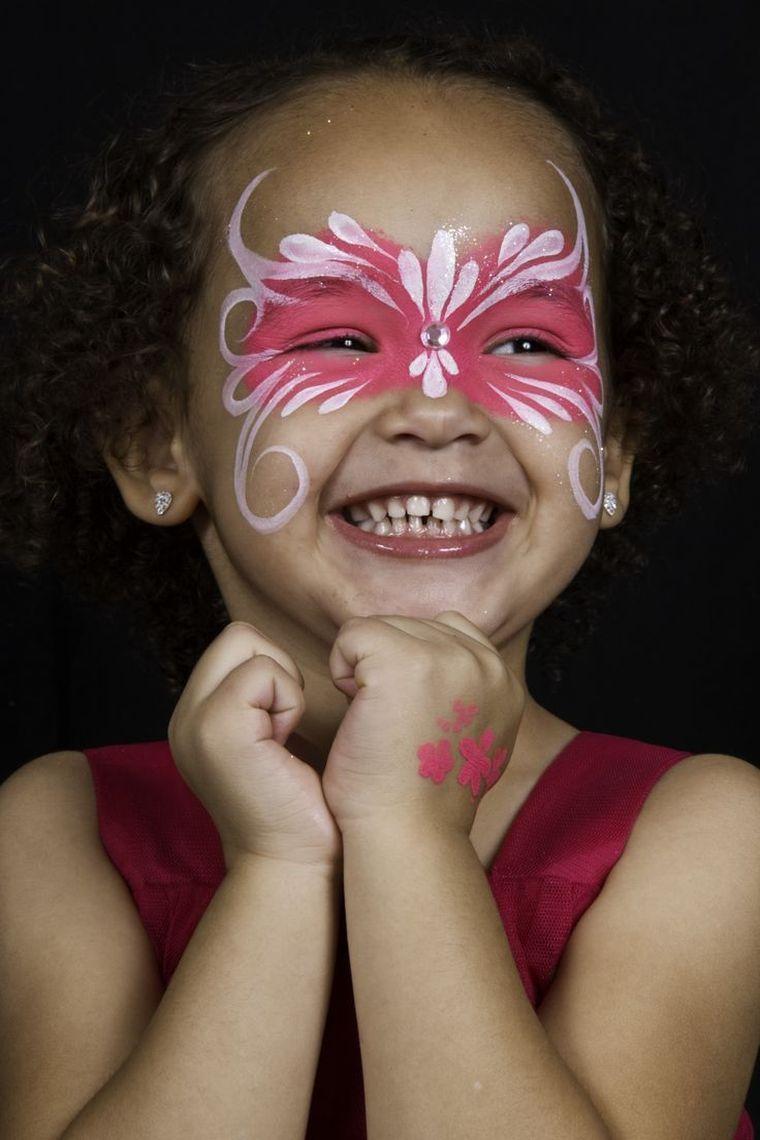 peinture maquillage visage