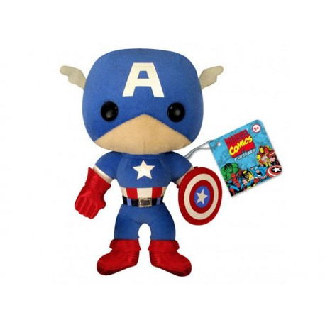 peluche captain america