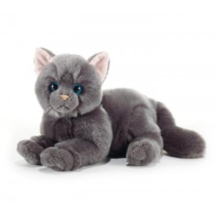 peluche de chat