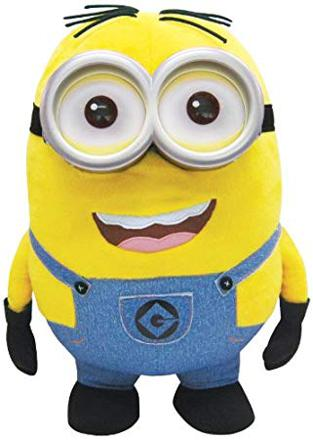 peluche electronique minion