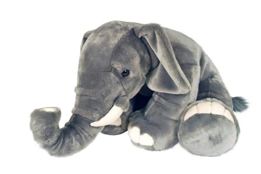 peluche elephant geant