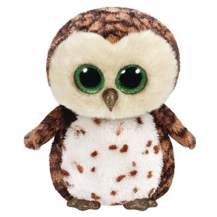 peluche hibou gros yeux