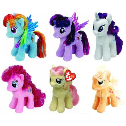 peluche little pony