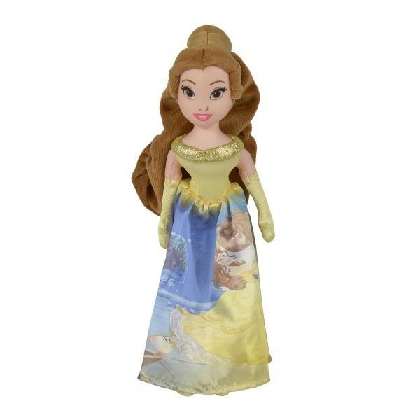 peluche princesse disney