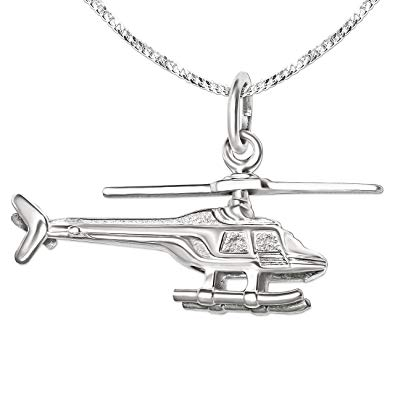 pendentif helicoptere