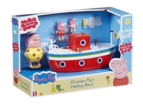 peppa pig bateau
