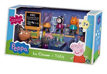peppa pig classe
