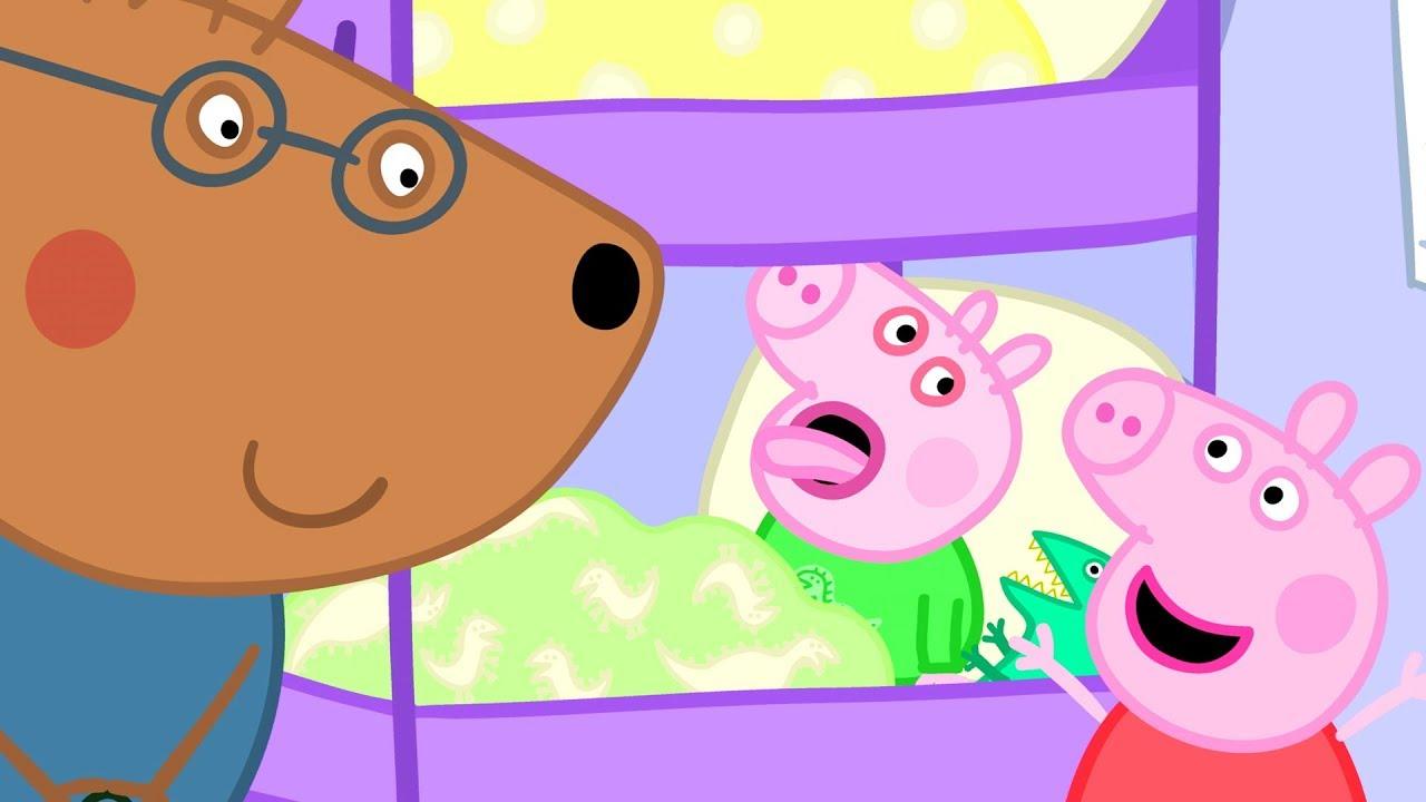 peppa pig cochon français l anniversaire de george