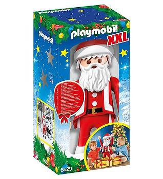 pere noel playmobil xxl