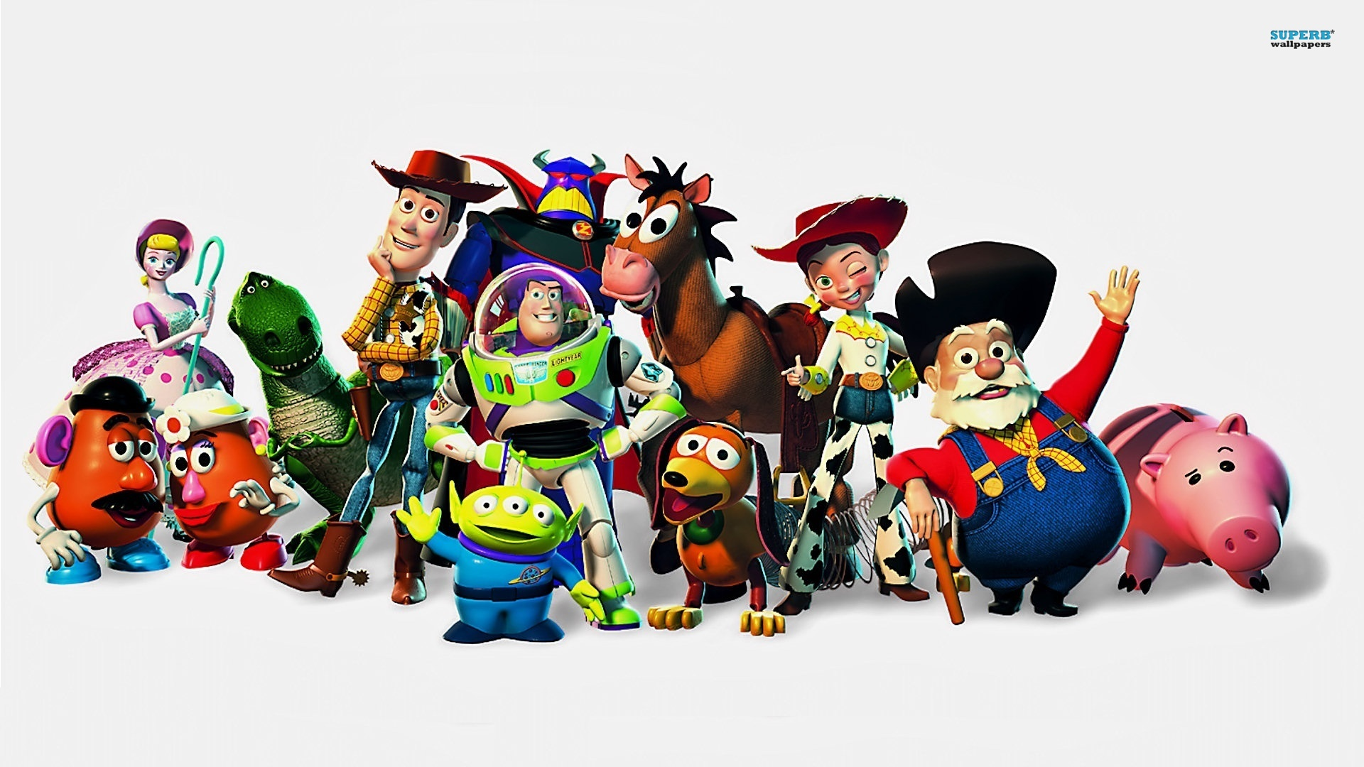 perso toy story