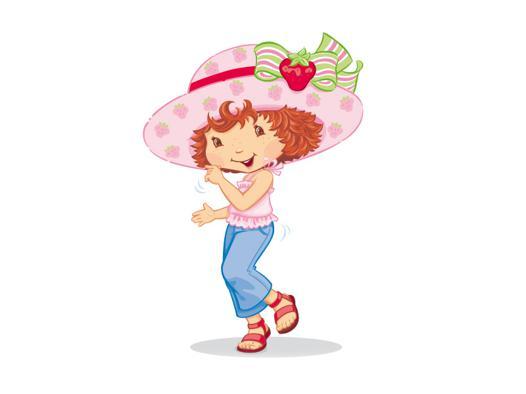personnage charlotte aux fraises