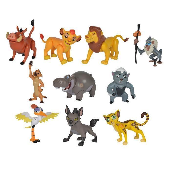 personnage la garde du roi lion