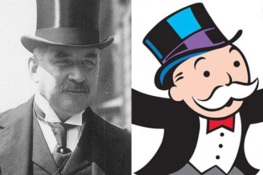 personnage monopoly