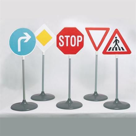 petit panneau de signalisation