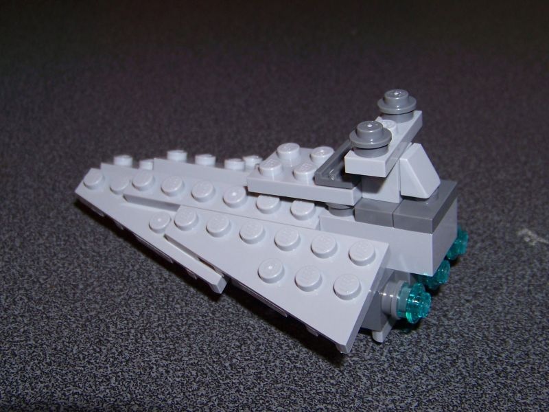 petit vaisseau star wars