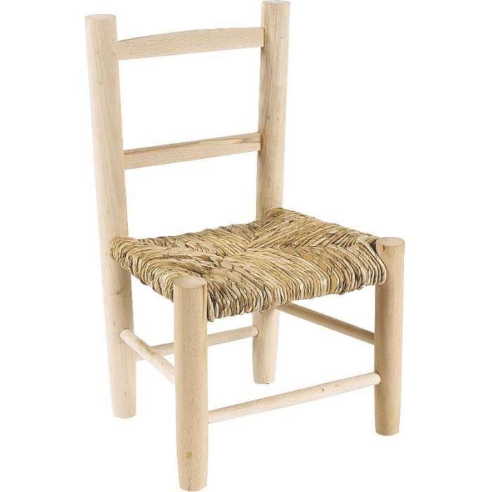 petite chaise pour enfant
