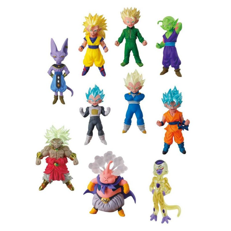 petite figurine dragon ball z