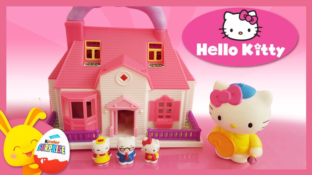 petite maison hello kitty