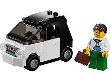 petite voiture lego