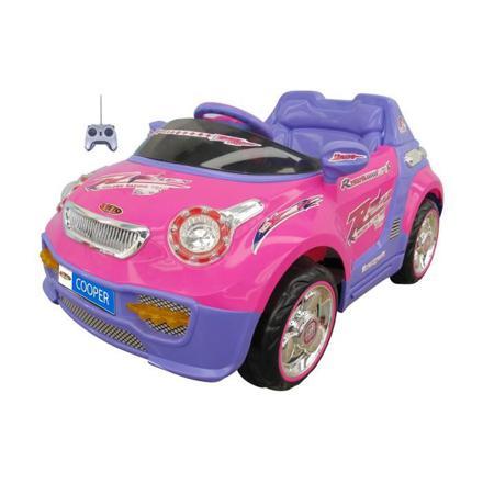petite voiture rose
