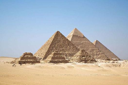 pharaon pyramide