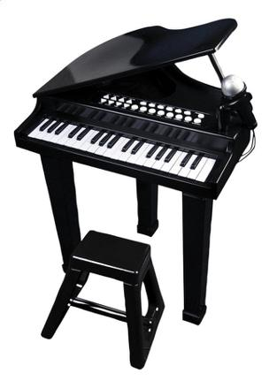 piano avec micro