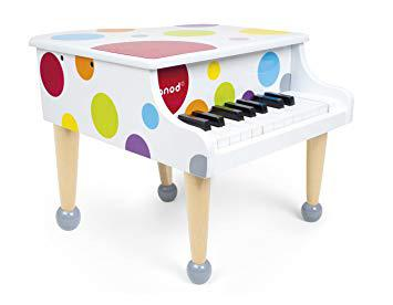 piano bois bébé