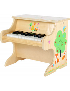 piano en bois enfant