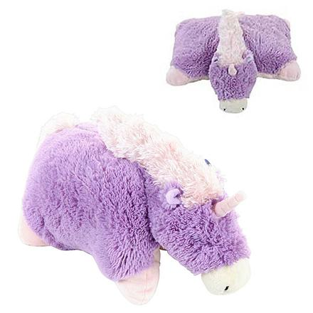 pillow pet licorne