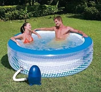 piscine a bulle gonflable