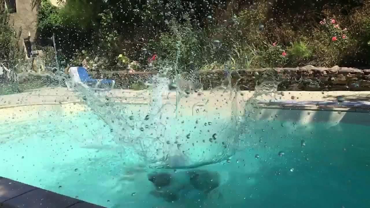 piscine bombe