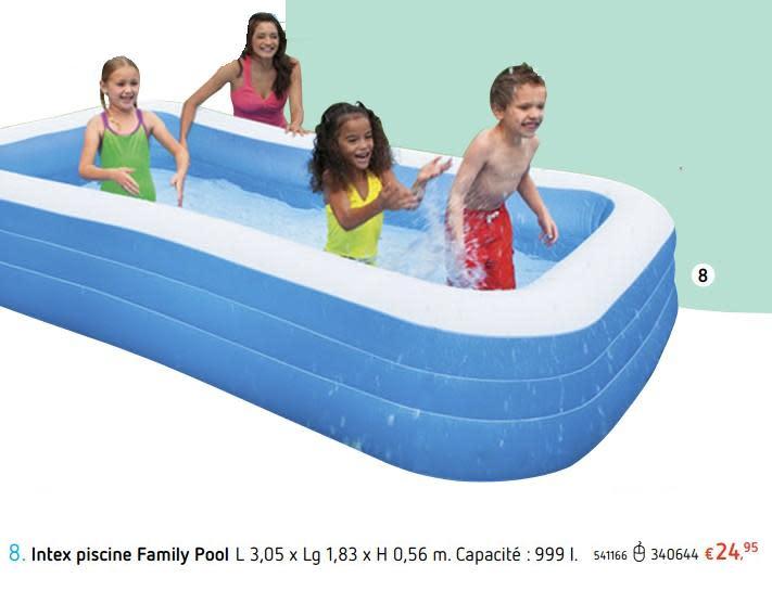 piscine intex dreamland