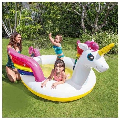 piscine licorne