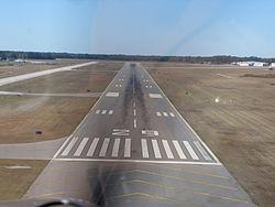 piste de décollage